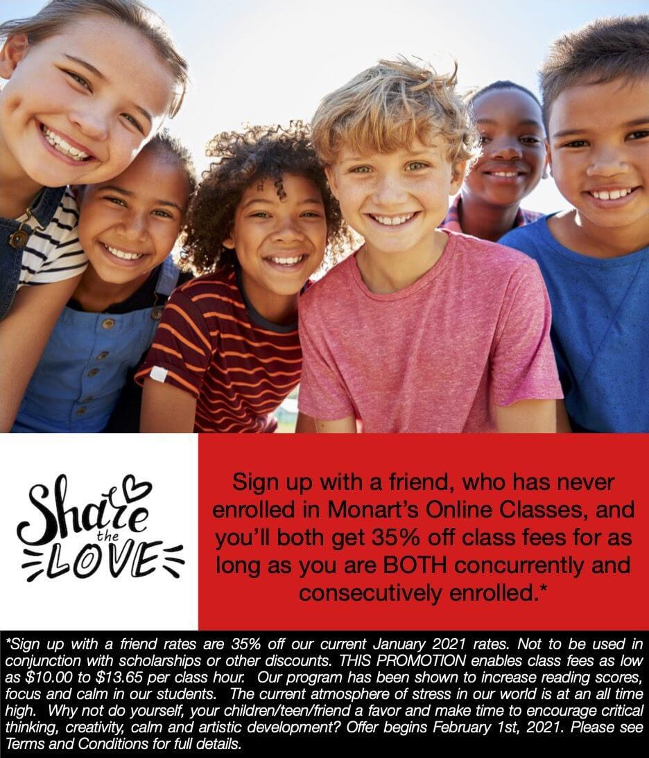 Share the Love Promotion